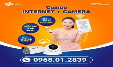 COMBO 3 Tiện Ích [ Internet, Wifi + Truyền hình FPT + Camera Cloud ] Siêu Tiết Kiệm