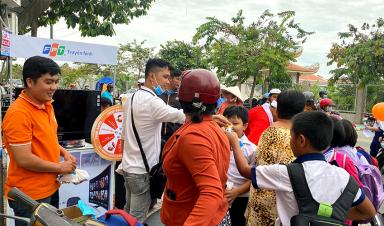 Đón Giáng Sinh An Lành với FPT Telecom Tiền Giang